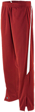 Shaw High School Cardinals Holloway Colorblock Warm-Up Pant