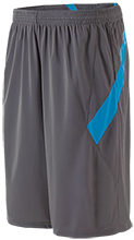 Youth Moisture Wicking Athletic Shorts