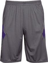 Lamont Christian School Youth Moisture Wicking Athletic Shorts