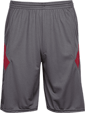 Meskwaki High School Warriors Youth Moisture Wicking Athletic Shorts