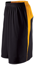 Bayless Elementary School Broncos Youth Moisture Wicking Shorts with Pockets