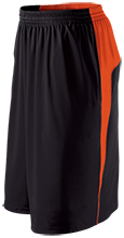 Williston High School Coyotes Youth Moisture Wicking Shorts with Pockets