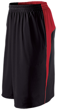 Bay View High School Redcats Youth Moisture Wicking Shorts with Pockets