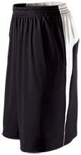 Black River Elementary School Pirates Youth Moisture Wicking Shorts with Pockets