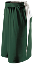 Bassick High School Lions Youth Moisture Wicking Shorts with Pockets