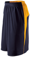 Pewamo Westphalia Junior Senior High Pirates Youth Moisture Wicking Shorts with Pockets