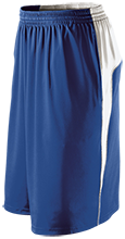 Zia Elementary School Thunderbirds Youth Moisture Wicking Shorts with Pockets