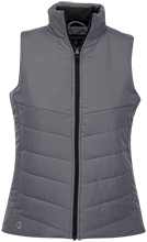 Nutley High School Maroon Raiders Ladies Quilted Vest