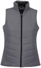 Covington Early Childhood Center School Ladies Quilted Vest