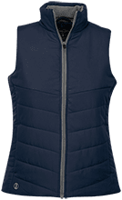 Lansing Eastern High School Quakers Ladies Quilted Vest