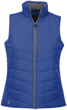 OW Best Middle School Royals Ladies Quilted Vest