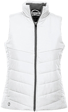 Manchester East Soccer Ladies Quilted Vest