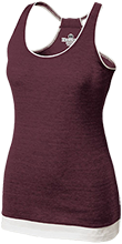 Avon Lake High School Shoremen Juniors' Vintage Heathered Tank