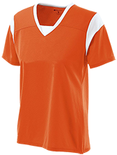 South View High School Tigers Ladies Custom Fan Jersey