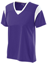 Manzano Vista Middle School Cougars Ladies Custom Fan Jersey