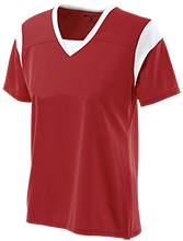 Cuyahoga Heights High School Redskins Ladies Custom Fan Jersey