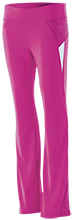 Bowdle High School Bobcats Ladies Performance Warm-Up Pants