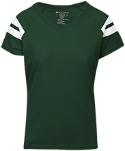 Janesville Parker High  School Vikings Ladies Sporty T-Shirt Shirt