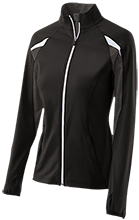 Nellie Schunior Middle School Coyotes Girls Performance Warm-Up Jacket