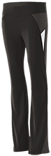 L V Hightower High School Hurricanes Girls Performance Warm-Up Pant