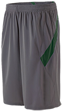 Rush-Henrietta Royal Comets Moisture Wicking Athletic Shorts