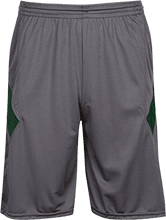 Walker Butte K-8 School Coyotes Moisture Wicking Athletic Shorts