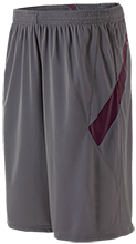 Brookland-Cayce High School Bearcats Moisture Wicking Athletic Shorts