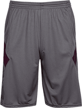 Shepherd Of The Valley Lutheran Moisture Wicking Athletic Shorts