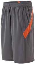 Iola-Scandinavia Thunderbirds Moisture Wicking Athletic Shorts