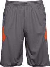 Sherman County High School Huskies Moisture Wicking Athletic Shorts