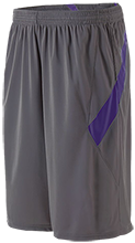 Heuvelton Central High School Bulldogs Moisture Wicking Athletic Shorts