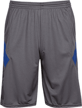 Eminence High School Eels Moisture Wicking Athletic Shorts