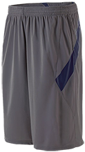 Hillel Torah North Suburban Day School School Moisture Wicking Athletic Shorts