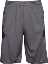 Grace Louks Elementary School Bulldogs Moisture Wicking Athletic Shorts