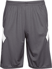 Flower Hill Elementary School Falcons Moisture Wicking Athletic Shorts