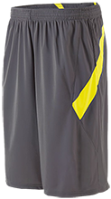 Campbell Elementary School Cougars Moisture Wicking Athletic Shorts