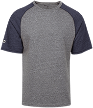 Woodrow Wilson School Bears Tri-blend Heathered Shirt
