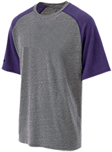 Brownsburg East Middle School Bulldogs Tri-blend Heathered Shirt