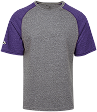 Duanesburg Central High School Eagles Tri-blend Heathered Shirt