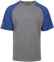 Oxford Middle School Chargers Tri-blend Heathered Shirt