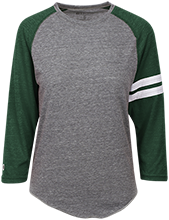 Monrovia High School Bulldogs Heathered Vintage Shirt