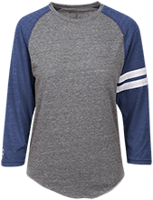 Oxford Middle School Chargers Heathered Vintage Shirt
