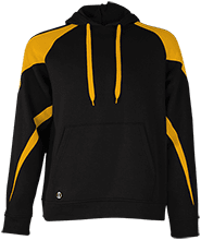 Del Val Wrestling Wrestling Holloway Colorblock Hoodie