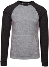 EVIT Vintage Fleece Heathered Crew