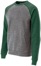 Damonte Ranch High School Mustangs Vintage Fleece Heathered Crew