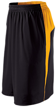 Lincolnview Marsh Middle School Lancers Moisture Wicking Shorts with Pockets
