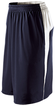 Summit High School Skyhawks Moisture Wicking Shorts with Pockets