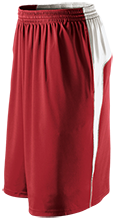 Morehead High School Panthers Moisture Wicking Shorts with Pockets