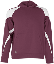 Shepherd Of The Valley Lutheran Holloway Youth Colorblock Hoodie