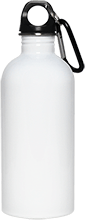 Milton High School Panthers White Stainless ST-Shirtl Water Bottle